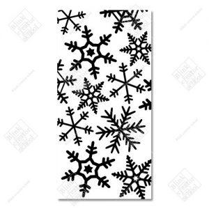 雪の結晶デザイン